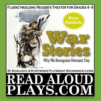 War Stories: Reader's Theater Honoring Veterans