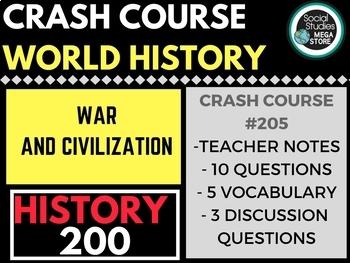 War and Civilization: Crash Course World History 205
