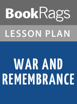 War and Remembrance Lesson Plans