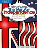 War for Independence - 1776-1783 {TN 4th Grade Social Studies Standards}