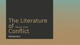 War in Ancient Literature