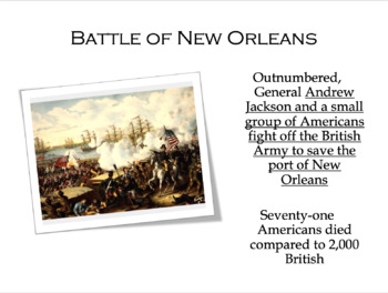 War of 1812: Bundle!