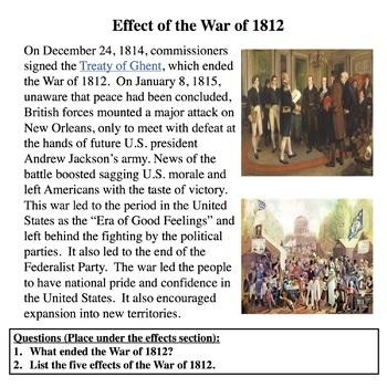 War of 1812 Bundle