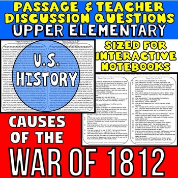 War of 1812: Causes of the War of 1812: Passage