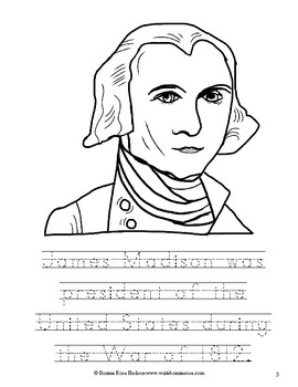 War of 1812 Coloring Book-Level B