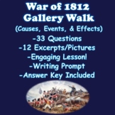 War of 1812 Gallery Walk