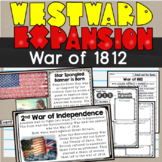 War of 1812 Lesson and Doodle Notes SS4H3a