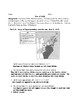 War of 1812 Map and Chart Worksheet and Answer Key