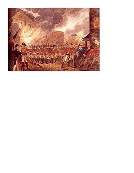 War of 1812 Mini Stations or Whole Class Activities
