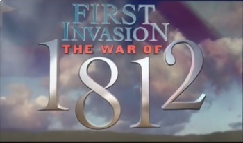 War of 1812 Movie Worksheets and Answer Keys