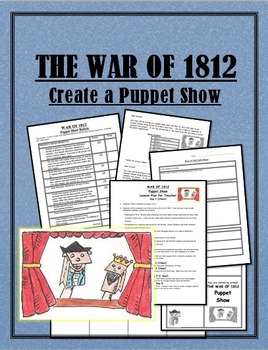 War of 1812: Puppet Show