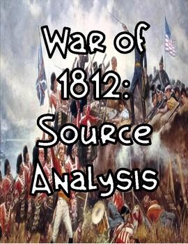 War of 1812: Source Analysis