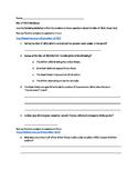 War of 1812 WebQuest-EDITABLE