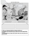 War of 1812 political Cartoon Analysis