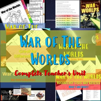 War of the Worlds Bundle