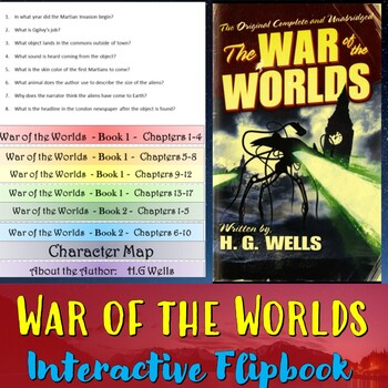 War of the worlds book 2 chapter 8 summary