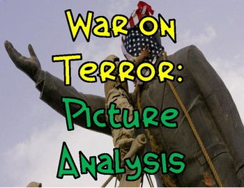War on Terror: Picture Analysis