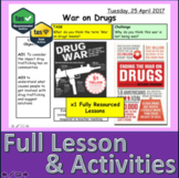 War on drugs - The illegal drugs trade