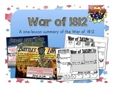 War of 1812 PowerPoint and Infographic