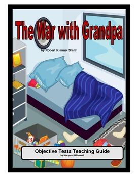 War with Grandpa Whole Book Test