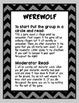 Werewolf: A Halloween Game