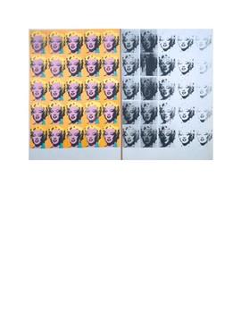 Warhol Hand Prints