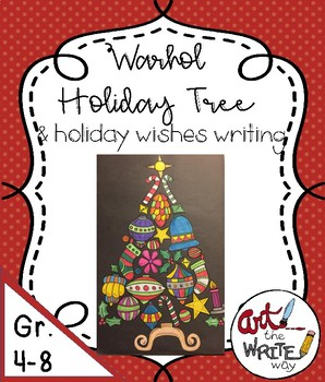 Warhol Holiday Tree