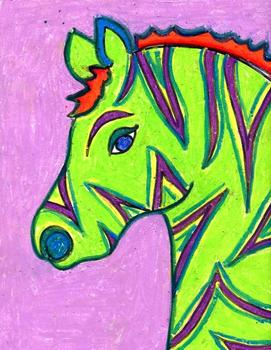 Warhol Inspired Endangered Species Art Project,Follow Me Some Are Free!