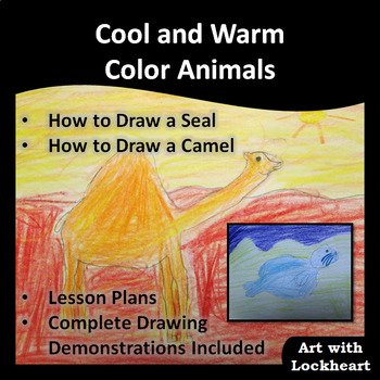 Warm Colors: How to Draw a Camel