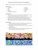 Warm & Cool Color Lesson: Watercolor Paint & Oil Pastel Landscape