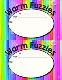 Warm Fuzzies Form