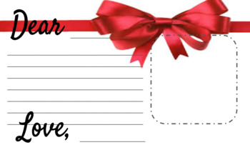 Warm Fuzzies - Spreading Good- Holiday letters edition