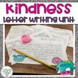 Warm Fuzzy Letter Writing & Community Building Unit  L2.2b