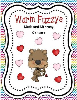 Warm Fuzzys:Math and Literacy Centers