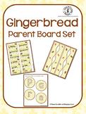 Warm Gingerbread Information Board