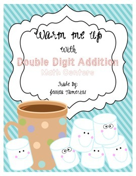 Warm Me Up with Double Digit Addition