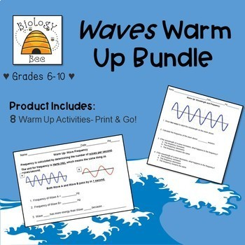 Warm Up Bundle: Waves