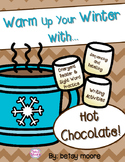 Warm Up Winter With Hot Chocolate ELA Unit Emergent Reader, Sequencing & Writing