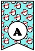 Warm Up With A Good Book, Penguin Library Bulletin Board Sayings Pennant Letters