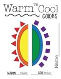 Warm VS Cool Colored Handout
