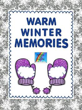 Warm Winter Memories Bulletin Board