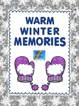 Warm Winter Memories Bulletin Board