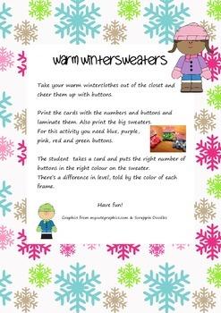Warm Wintersweaters
