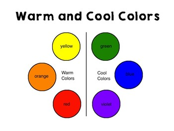 Warm and Cool Color Presentation