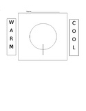 Warm and Cool Mexican Sun Worksheet