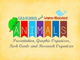Warm-blooded and Cold-blooded Animals