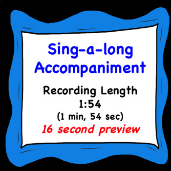 Warm-up Staccato 1.3.1.3.1. ♫ .mp3 Sing-a-long Accompaniment