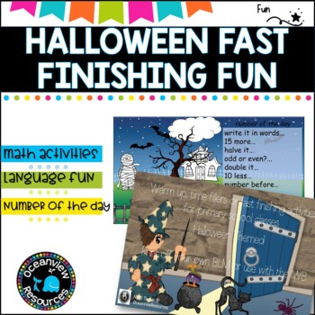 Boggle, Scattergories, what's your word worth? Number of the day- Halloween