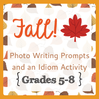 Fall Autumn Writing Prompts