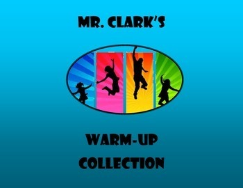 Warm-ups and Fitness Activities Collection